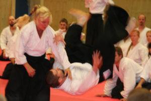 Aikidofilmer, tv och radio