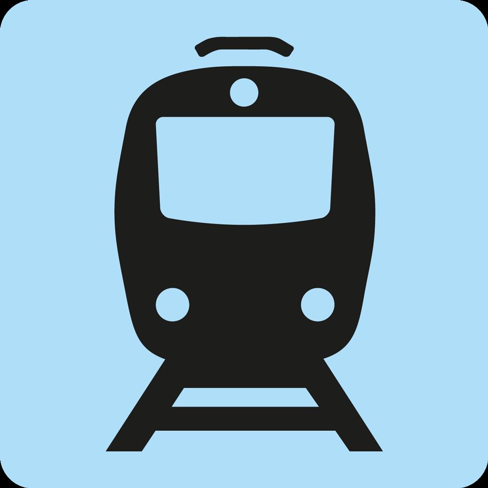 Pendeltåg till Södra station