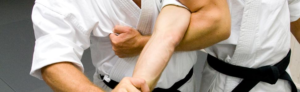 Nybörjarträning i aikido på Stockholms Aikidoklubb